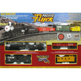 Set Bachmann Pacific Flyer Ho