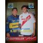 Poster Enzo Francescoli River Diego Maradona Boca (010)