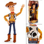 Toy Story Woody Con Frases En Inglés - Original Disney Store