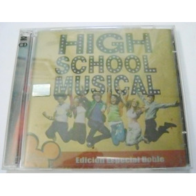 High School Musical/ Edicion Especial 2 Cd