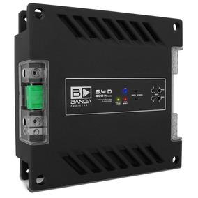 Modulo Som Banda 6.4d 600w Rms Amplificador Digital