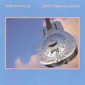 Cd Dire Straits - Brothers In Arms (original E Lacrado)