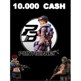 Point Blank - Cartão De 10000 Cash - Envio Imediato!