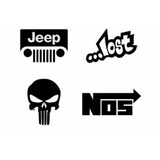 Adevisos Personalizados Carro Moto Notebook Capacete