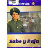 Animeantof: Dvd Cantinflas Sube Y Baja - Teresa Velasquez