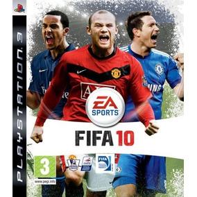 Juego Fifa 10 Completo Original Play Station 3 Ps3