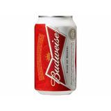 Cerveza Budweiser Lata 355cc Palermo Hollywood Gcu Bebidas