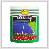 Pintura Para Canchas Galón Everest Pf-t