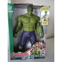 Kit 2 Bonecos Homem Aranha E Hulk