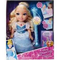 Cenicienta Princesa Disney Magical Wand Habla Luces Varita