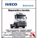 Manual De Taller Diagramas Electrico Iveco Eurotech