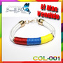 Coleccion De Color - Pulseras Bisuteria Collares Moda Dijes