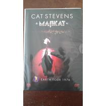 Cat Stevens Majikat-earth Tour 1976 Dvd