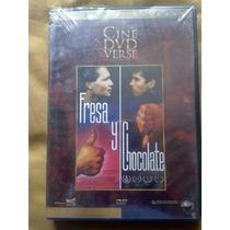 Dvd Fresa Chocolate Pelicula Cine De Arte