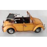 Auto Volkswagen Escarabajo Descapotado