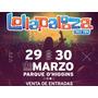 Vendo 3 Entradas Lollapaloza 2014 Pase X 2 Dias /conversable