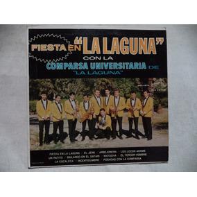 La Comparsa Universitaria De La Laguna Lp Rock Mexicano
