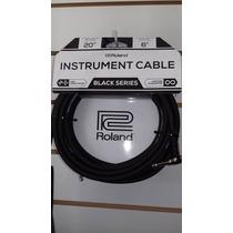 Cable Plug Plug Roland 6 Mts.profesional-musicaudio