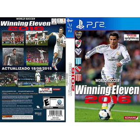 350e7b24bc Winning Eleven 2016 Soccer Impact - Frete Gratis - Ps2