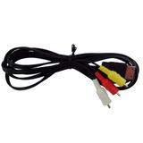 Cable Audio Y Video Para Dreamcast