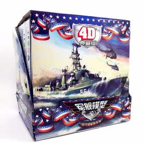 8 Barcos De Guerra A Escala 1:72 Militar Coleccionable