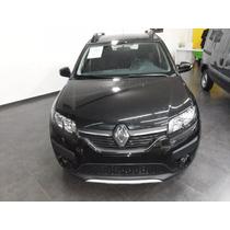 Renault Sandero Stepway 1.6 2017 Okm Negra