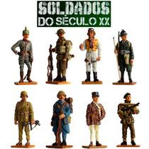 Miniaturas Soldadinhos De Chumbo Guerra Mundial Século Xx