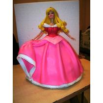Princesa Bella Durmiente Aurora Bailando En Porcelana Fria