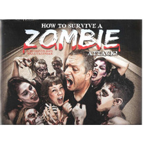 Zombie Attack Calendario 2014 Envio Gratis!!!!!!! Kikkoman65