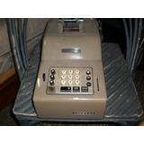 Antiguedad Calculadora Olivetti Urgente