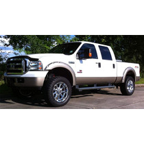 Kit Cantoneras Ford Super Duty F-250, F350 99-07 Bushwacker