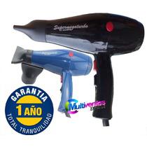 Secador Profesional Supermegaturbo Italian 27000rpm Original