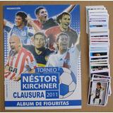 Album Clausura 2011 Y Copa America 2011 Completo A Pegar