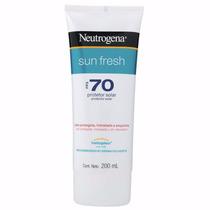 Neutrogena Fator 70 200 Ml Promoção Verão
