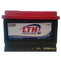 Batería Lth 42-500 Envío E Instalación Gratis En El Df.