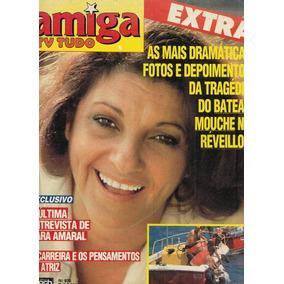 * Revista Amiga Tv Tudo Nº 975 Jan/1989 (29030-cx02)