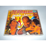 Terra Samba - Auê Do Terra - Cd Made In Brazil 1999