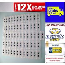 Kit 5 Borrachas Novas Roland E96 E86 E66 E56 E36 C/ Brinde