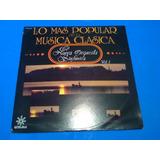 Disco Lp La Nueva Orquesta Sinfonica Vol.1 Bolero