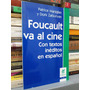 Foucault Va Al Cine Maniglier Nueva Vision Nuevo!