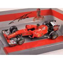 Fernando Alonso Ferrari F14t 2014 Miniatura F1 1:43 Formula