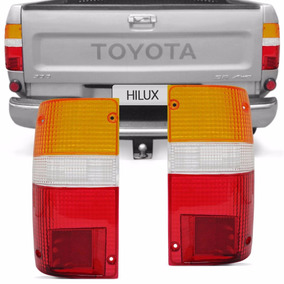 Lente Lanterna Traseira Toyota Hilux 2001 2000 99 98 97 A 92