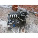 Motor Caja Honda Fit - City - Civic 1.5 Solo P-repuestos