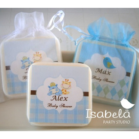 Recuerdo Bebe Jabon Baby Shower Bienvenida Del Bebe