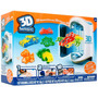 3d Magic Maker Fabrica De Figuras 3d Intek - Mundo Manias