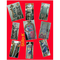 Vestido Curto Vários Modelos