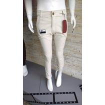 Calça Skinny Jeans Sarja Masculina Juvenil Coloridas