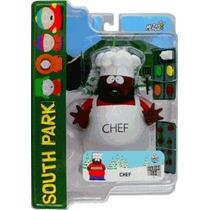 Mezco Toyz South Park Serie 1 Figura De Acción De Chef