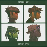 Gorillaz Demon Days Cd Nuevo
