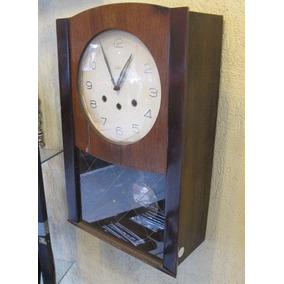 Relógio Silco De Parede Antigo Cod13